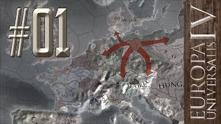 Brandenburg to Germany #01 - Europa Universalis IV