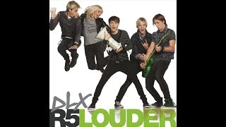 Repeat youtube video R5 - Louder Full Album Deluxe Edition