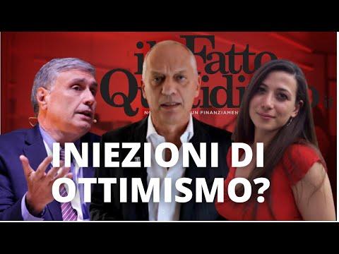 Vaccini: iniezioni di ottimismo? Guido Silvestri in diretta con Peter Gomez e Giovanna Trinchella