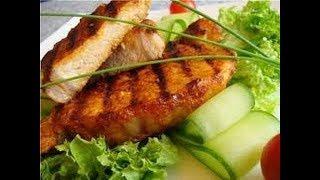 Свиной эскалоп с овощами от Джейми Оливера I Здоровая пища