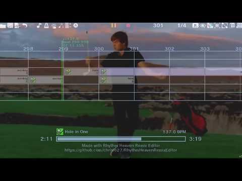 "Rhythm Heaven Custom Remix - ""Bet On It"" [ft. TROY BOLTON] (High School Musical 2)"