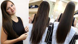 видео спа лечение волос
