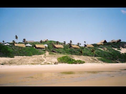 Paindane, Mozambique. Travel guide.
