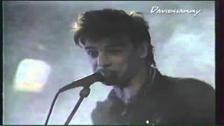 Jean Louis Aubert Platre et ciment (live au Bataclan) 1987