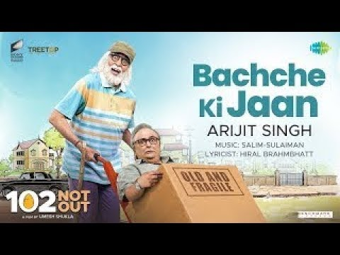 Bachche Ki Jaan  102 Not Out  In Cinemas May 3