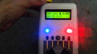 New Geiger counter by atomic.dave
