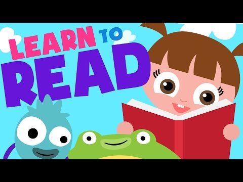 ABC Phonics | Reading For Kids Part 1 | LOTTY LEARNS