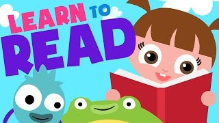 ABC Phonics | Reaḋing for kids Part 1 | LOTTY LEARNS