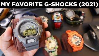 Best G-Shock Watches 2021