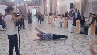 Прикол на свадьбе в Кокшетау Женис тамада