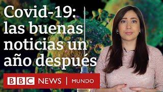 6 buenas noticias del coronavirus (un año después) | BBC Mundo