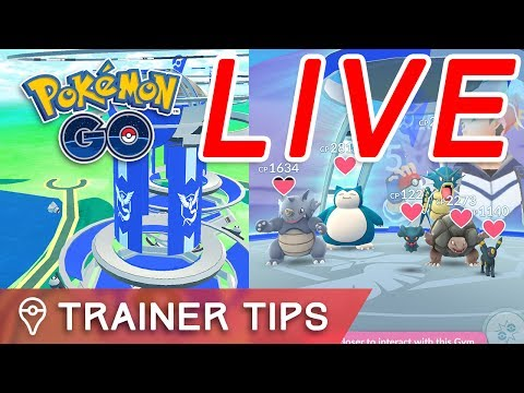 POKÉMON GO GYM & RAID UPDATE LIVE Q&A