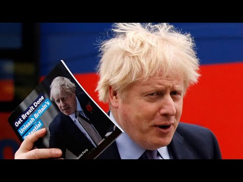 Boris Johnson Launches Tory Party Manifesto For Wales, Watch It Again | General Election 2019
