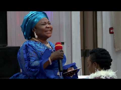 Matriarchal Blessings By Rev Iyabo Soyege At Undaunted