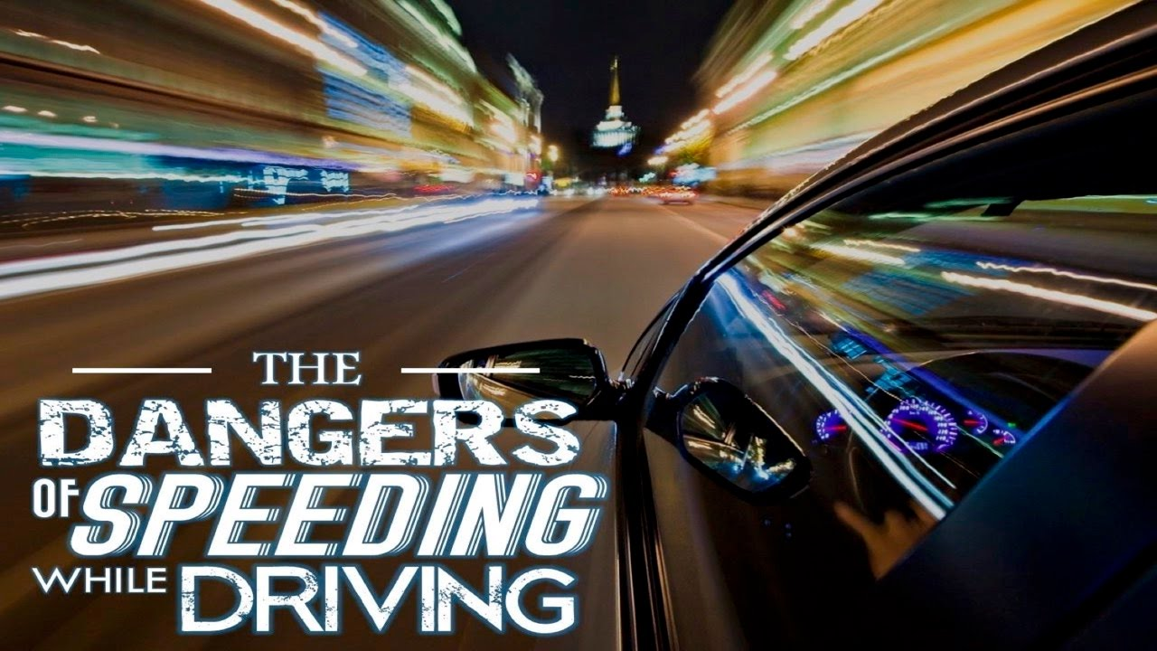 Dangers of speeding essay