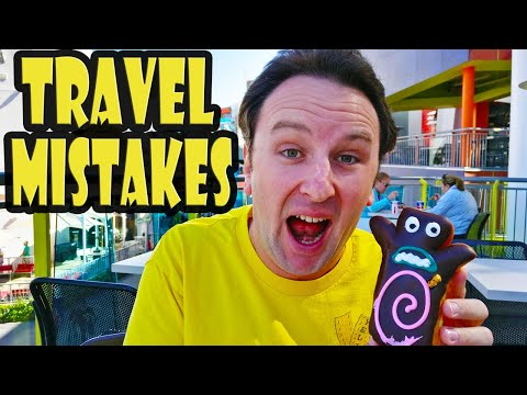 25 Worst TRAVEL MISTAKES and How to Avoid Them - 동영상
