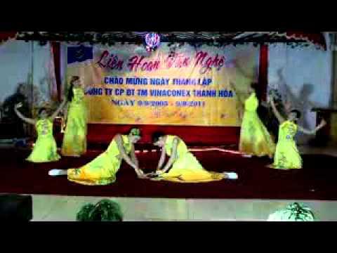 Mua Lung Linh Mai Vang -Giai Nhat