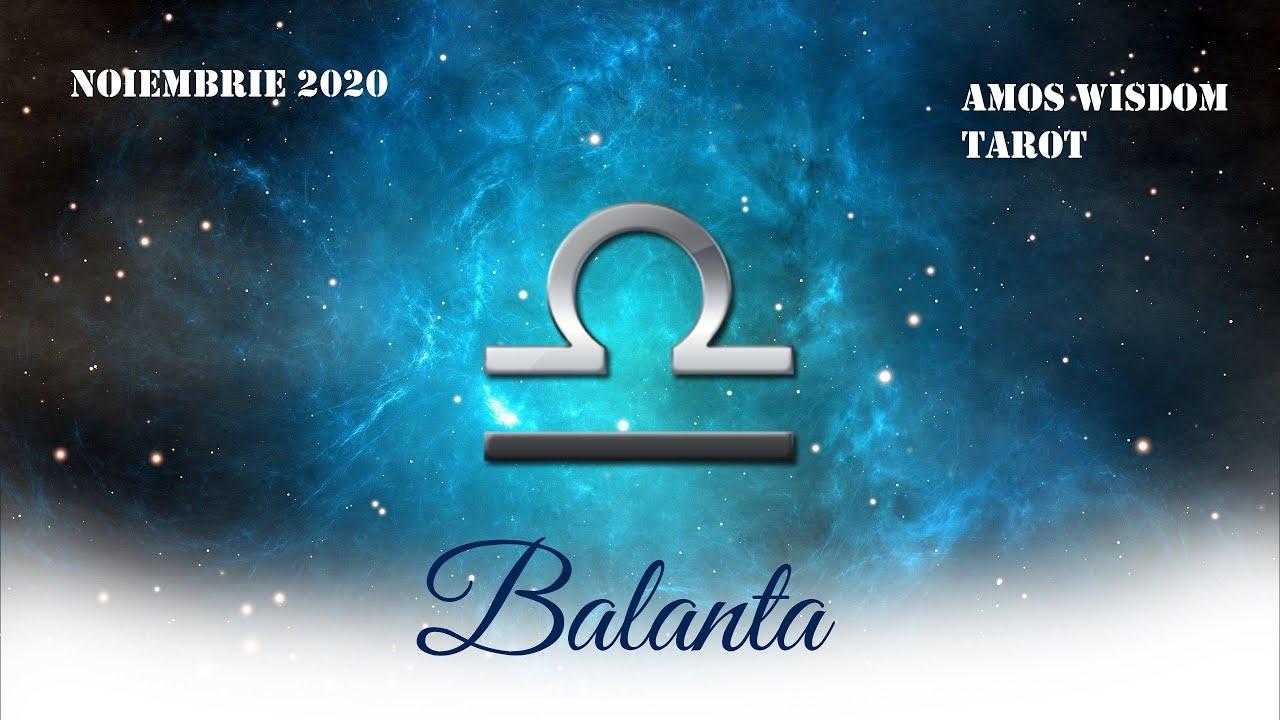 Tarot Horoscop - Balanta - Noiembrie 2020