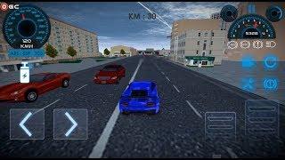 Lamborghini Driving Drift 2018 / Sports car Racing Games / Android Gameplay FHD #2