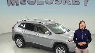 R98554NC - Used, 2015, Jeep Cherokee, Latitude, Sport Utility, Test Drive, Review, For Sale -