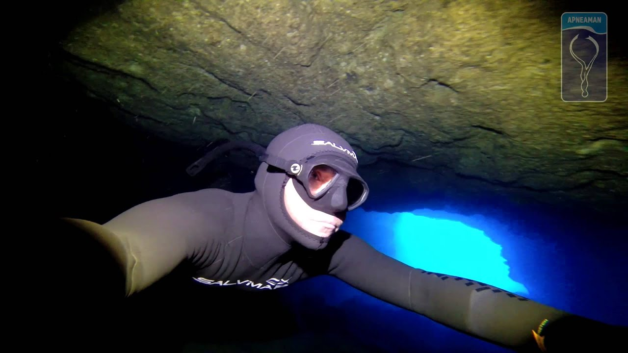 Freediving - Shipwrecks and Caves - Malta, Comino, Gozo