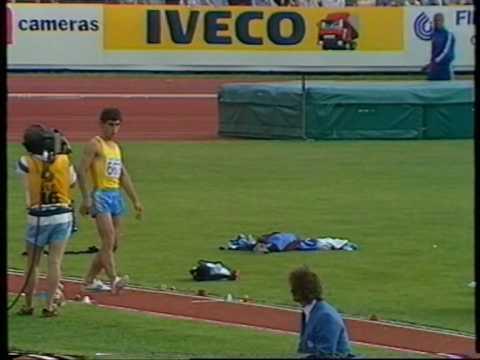 Helsinki MM 1983 3-loikka part 1