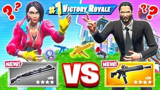 JOHN WICK Rock PAPER SCISSORS (Fortnite)