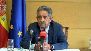 """Revilla dice que Cantabria """"no tendrá ningún problema"""" en pasar a la fase II"""