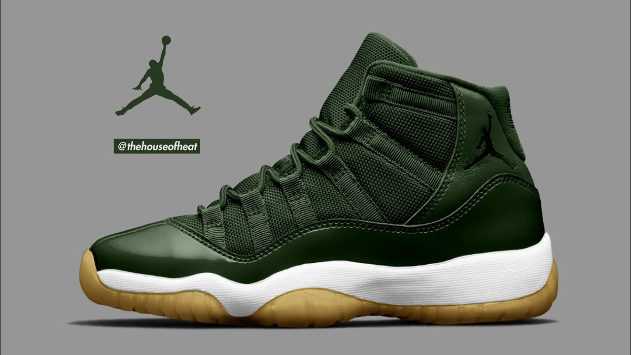 008a8d4dfa97 ... sweden air jordan 11 neutral olive releasing in november 2018 must see  3f612 f19c0