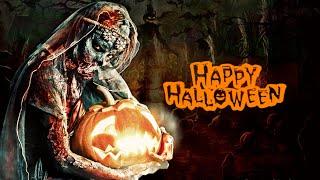 🎃 Самое страшное Хэллоуин видео.🦇 Атмосфера праздника.💀 Halloween Scary Video.