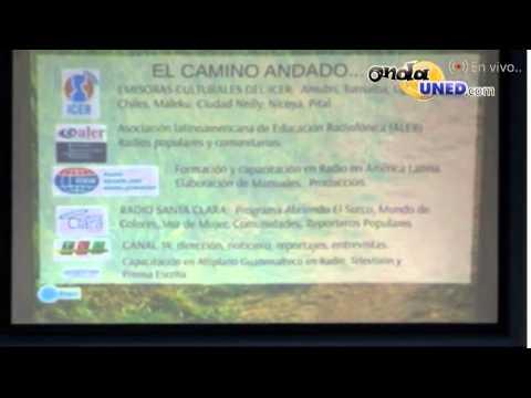 Diálogo para una nueva ley de Radio y Televisión en Costa Rica