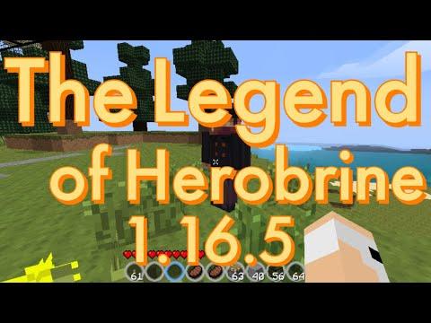 1.16.3 - The Legend Of Herobrine Mod Spotlight  - Installation, Guide And Download