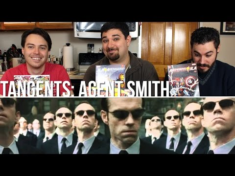 The Agent Smith Phenomena on Tangents
