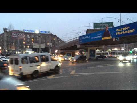 Yerevan, 19.12.15, Sa, Kievyan, Baghramyan