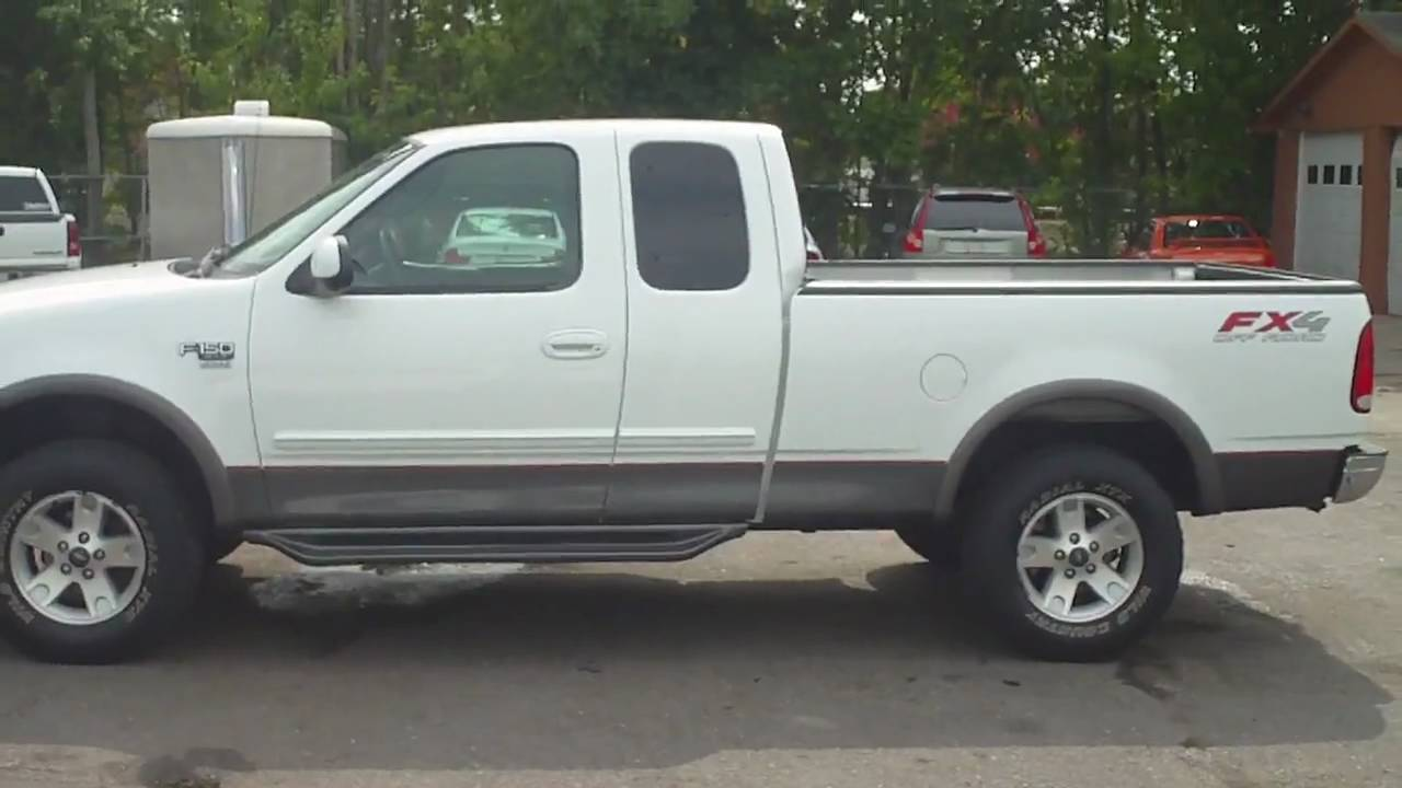 2002 ford f150 triton v8 motor pick up truck extended cab c youtube