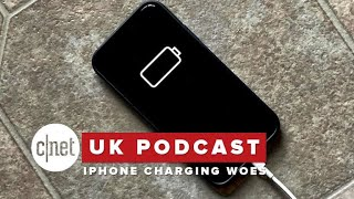 iPhone charging woes, Facebook's brain and Venom in CNET UK Podcast 545