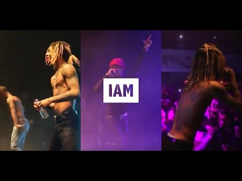 Rae Sremmurd bring out Section Boyz - Bobo Swae & Impxct at LDN headline show | THIS IS LDN [EP:78]