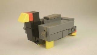 Lego Transformers #73 - Fairgame