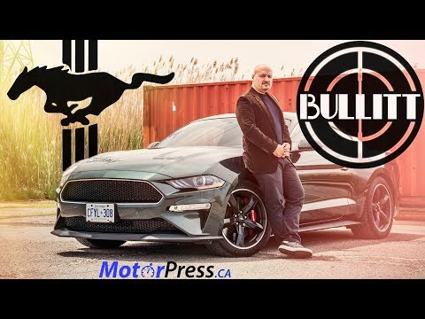 2019 Ford Mustang Bullitt - Review and Track
