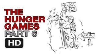 The Hunger Games Parody - Drunken Digest (6 of 7) Comic Spoof