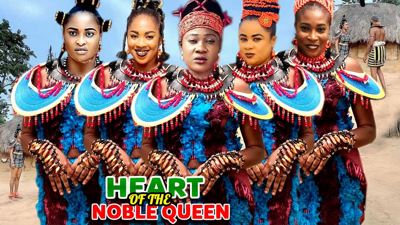 Download HEART OF A NOBLE QUEEN SEASON 1&2  - MERCY JOHNSON 2021 LATEST NIGERIAN NOLLYWOOD EPIC MOVIE