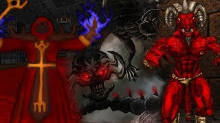 HEXEN: ORIGINS - THE SERPENT RIDERS STORY EXPLAINED - HERETIC ENDING LORE AND HISTORY