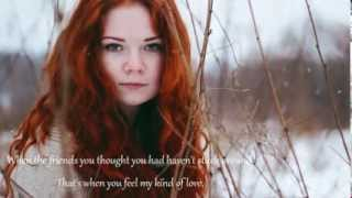 Emeli Sandé - My Kind of Love - Lyrics
