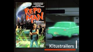 Repo Man : El Recuperador Trailer (Castellano)