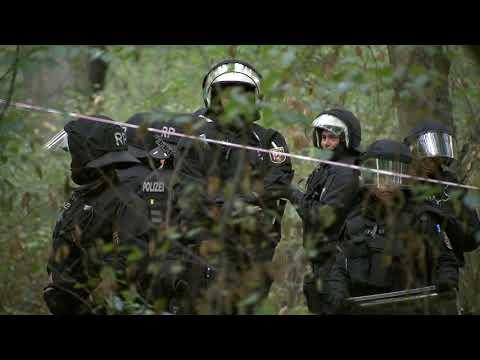 Die Rote Linie – Widerstand im Hambacher Forst – Dokumentarfilm – Teaser