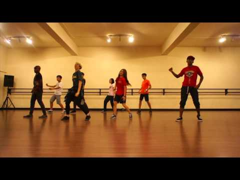 STSDS: My Boo by Usher & Alicia Keys | Choreography by Elaine Chiam