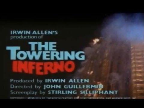 Download TRAILER * INFERNO NA TORRE (The Towering Inferno), de John Guillermin, FOX, 1974