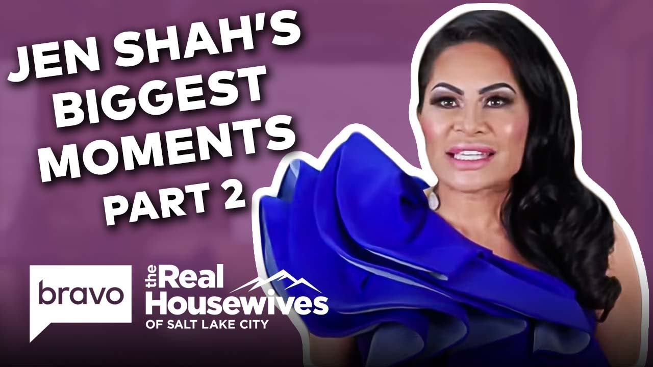 Jen Shah's Biggest Real Housewives of Salt Lake City Moments | Part 2 | Bravo