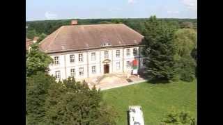 Hochwasser - Schloss Großkühnau - RAN1