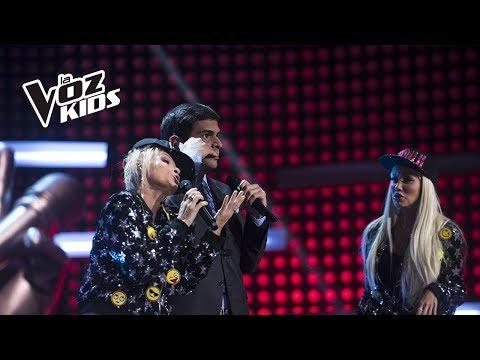 Yuri Y Fanny Lu Se Funcionaron Para Formar Al Equipo Yuri Lu - Batallas | La Voz Kids Colombia 2018